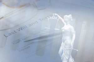 what is a contested probate